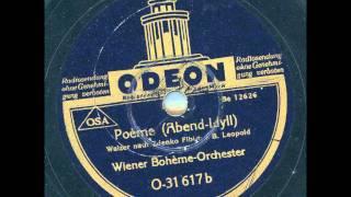 Wiener Boheme Orchester - Abend Idyll