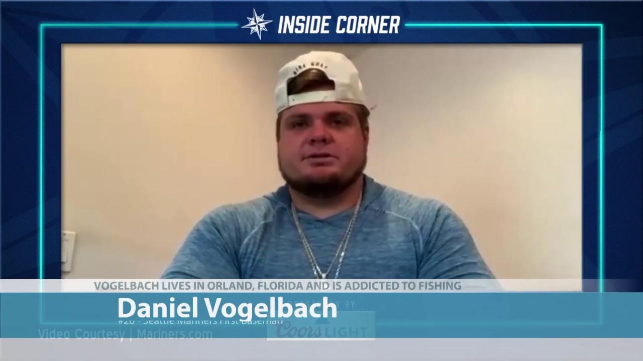 Daniel Vogelbach Loves to Fish 2020-05-20