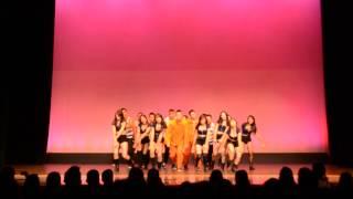 omechi 2014 agc talent show 1st place performance prison break set