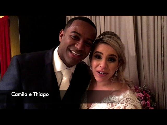 Depoimento Camila e Thiago