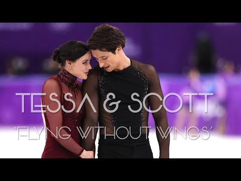 Tessa & Scott // 'Flying Without Wings'