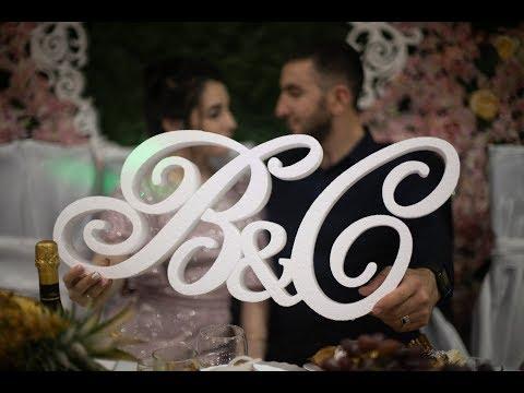 Армянская свадьба Вагинака и Сюзанны