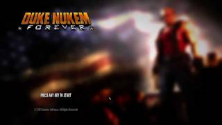 Duke Nukem Forever - Demo Playthrough HD - Part 1