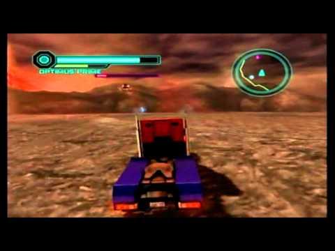 DevasiaMentality Plays Transformers Prime(Wii) Pt.11
