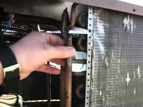 How To Measure Condenser Coils Hvac Air Conditioning Unit Part 1 Replacement