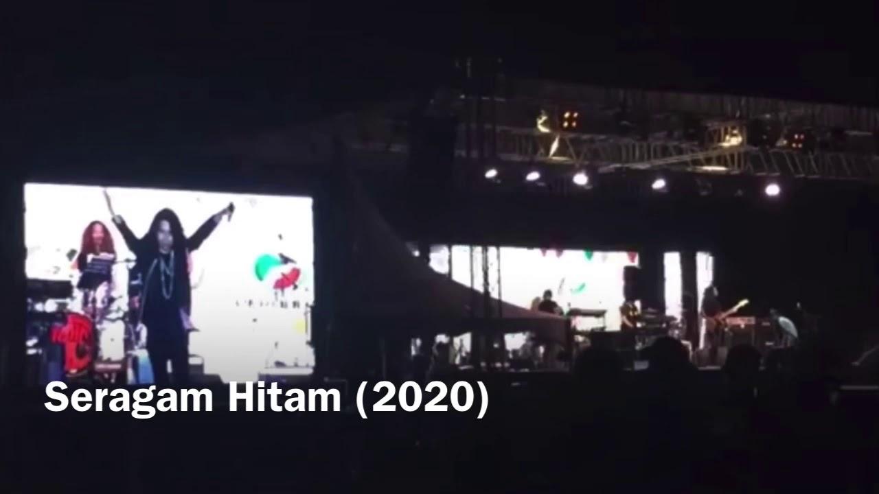 Seragam Hitam - Kristal @ Karnival Harapan Kedah