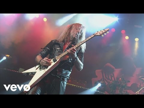 Judas Priest - The Rage (Live At The Seminole Hard Rock Arena)