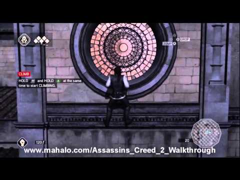 Assassin's Creed 2 Walkthrough - Mission 3- Sibling Rivalry