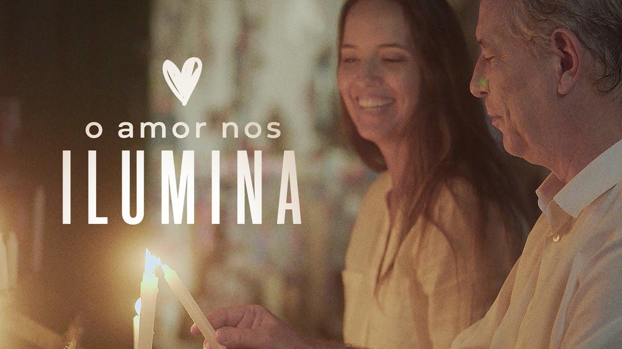 O amor nos ilumina