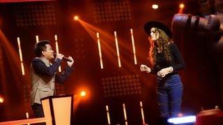 The Voice Thailand - จิมมี่ VS อิงกฤต - สุดใจ - 19 Oct 2014