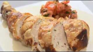 Из курицы, рецепты, приготовление Балатин, окорочка