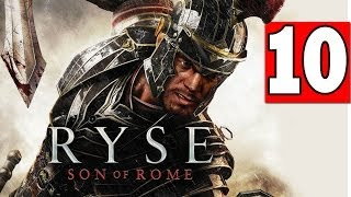 RYSE Son of Rome: Gameplay Walkthrough Part 10 Chapter 6 Let