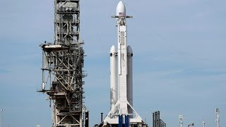 Download SpaceX Falcon Heavy launch Mp3 and Videos