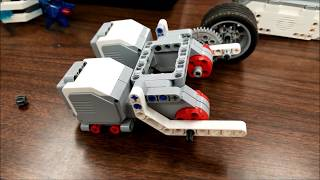"""""""How To Build A Geared Up/Down LEGO Mindsotrms EV3 Robot"""""""