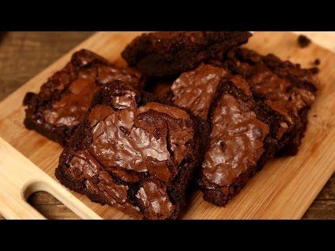 Chocolate Brownie   How To Make Brownie At Home   Nick Saraf's Foodlog