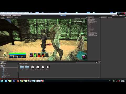 how to make assets for unity3d online