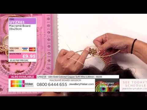 How to make genuine gemstone jewellery - JM DI 07/07/15