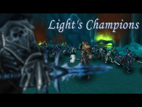 Light's Champions - A Warcraft Machinima