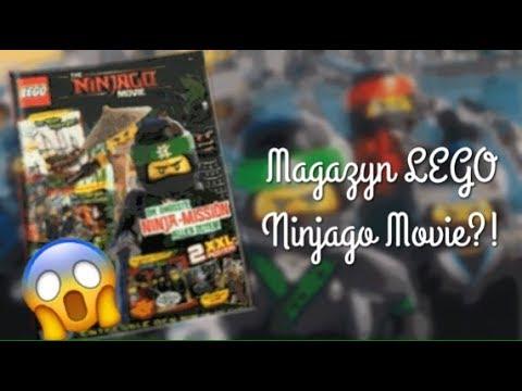 Magazyn Lego Ninjago Movie Aaaa Youtube