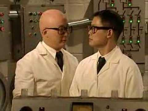 MADtv  S12E08  Bobby Lee as a North Korean Scientist