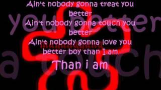 i am-mary j. blige with lyrics