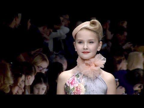 Kibovskaya & Pablosky   Spring Summer 2018 Full Fashion Show   Exclusive