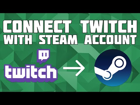 How To Connect Twitch With Steam!