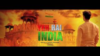 Upcoming Bollywood Movies 2017 | Yeh Hai India (Motion Poster) | New Hindi Movie 2017 | DLB Films