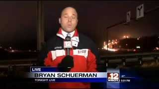 wboy wvmh tonight live statewide newscast winter weather holiday travel live shot