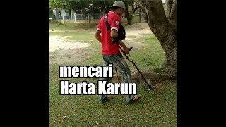 MENCARI HARTA KARUN PAKAI ALAT METAL DETECTOR..THE HUNTTING TREASURE