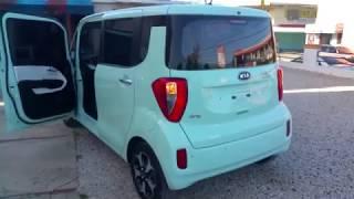 Kia Ray EV 2012 Videos
