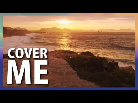 Cover Me // Terry MacAlmon // The Refreshing Official Lyric Video