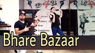 Bhare Bazaar | Dance Choreography | Gourav Sharma | Arjun | Parineeti | Namaste England | Badshah