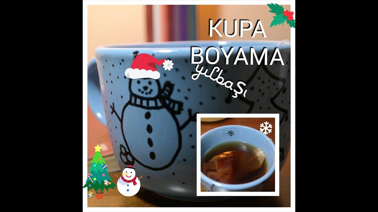 Kupa Boyama Yilbaşi Hediyesi 4 Youtube
