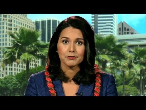 Rep. Tulsi Gabbard: This is an issue of free speech
