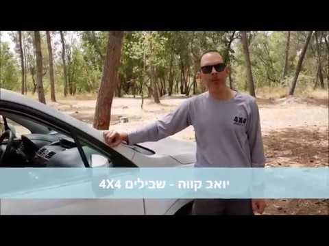 איך למנוע שריטות ברכב שטח?