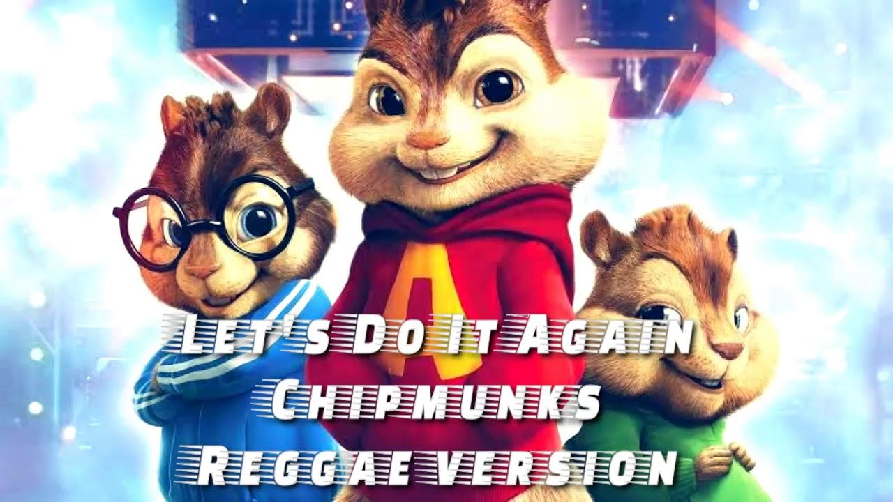 Let's Do It Again - Chipmunks | J. Boog - YouTube