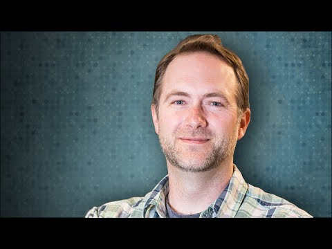 Jeffrey Heer Receives the 2016 Grace Murray Hopper Award