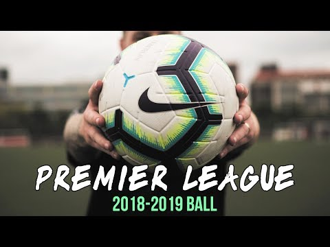 0efb4011 Nike Merlin PREMIER LEAGUE 2018/19 Ball | REVIEW - YouTube