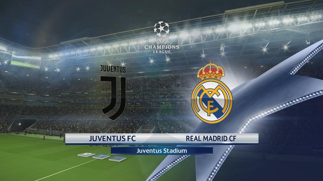 Juventus vs Real Madrid | Cuartos de Final Champions League (03/04 ...