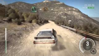 DiRT Rally : Gamepad Xbox 360. Manual Gearbox. NO RESTART.