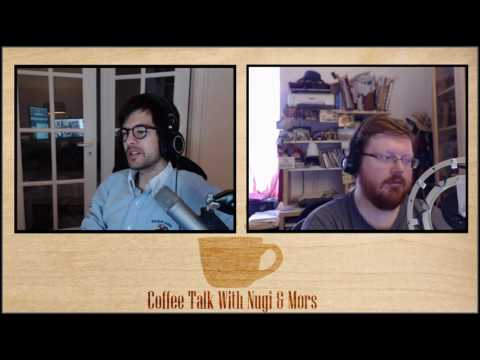 Coffee Talk #20 - Aug 4th, already? new mtx system and some cool gems