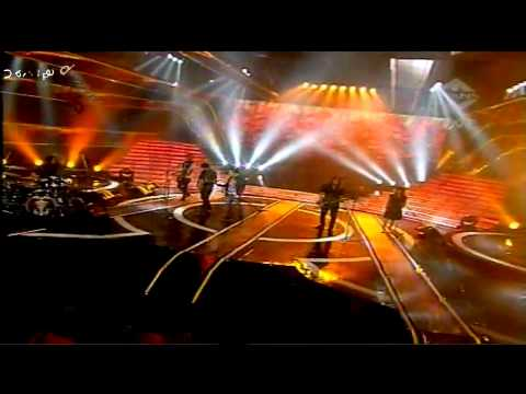 "Andra & The Backbone ""Jalanku Bukan Jalanmu"" FINAL5 IMB 15 AUG 2010 [HD]"