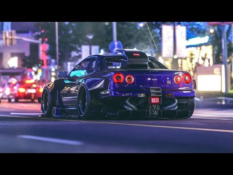 Need For Speed Payback - Nissan Skyline GT-R R34 - Tuning And Drag Racing