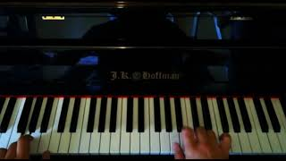 Johann Sebastian Bach : prelude in c minor
