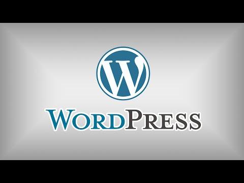 Les bases de WordPress | Partie 3 - Editeur de texte