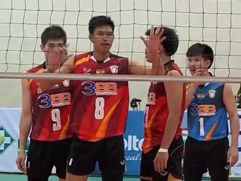 Scoop Volleyball : 3BB นครนนท์ สวนดุสิต