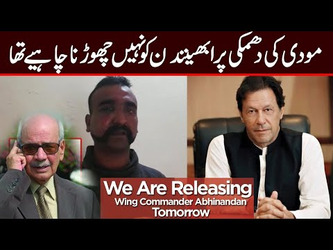 Imran Khan Probably Released Abhinandan Upon Modi's Threat: Highlights From Asad Durrani Interview
