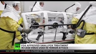 FDA believes Smallpox could be used as biological weapon
