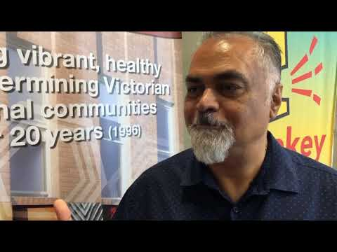 VACCHO's acting CEO Trevor Pearce previews #CroakeyGO #VicVotes discussions